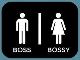 "Women Will Hold Back Their Opinions To Avoid The ""B"" Word – Bossy #gender #bossy #diversity #inclusion #bias"