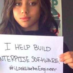 Looks Can Be Deceiving #Ilooklikeanengineer #gender #technology