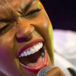 Singer Janelle Monae Fights a Loud Silence With Music