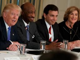President Trump, Global Business Leaders Have Spoken
