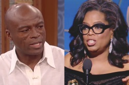 Seal, Did You Really Think You Could Come for Oprah?