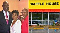 Boycott Waffle House. Let Chikesia Know She Matters