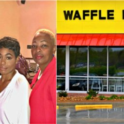 Boycott Waffle House. Let Chikesia Know She Matters