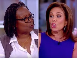 Whoopi Goldberg vs. Jeanine Pirro: How Not to Behave on Live TV