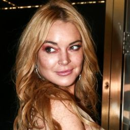Lindsay Lohan: Saying #MeToo Makes Women Look Weak? Not a Good Idea