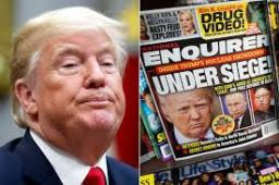 There's a Connection Between the National Enquirer and the 2016 Election
