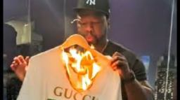 50 Cent: Making Waves, Making Change and Burning Gucci