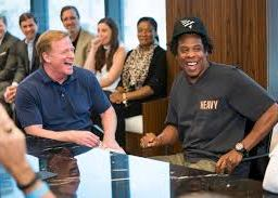 Jay-Z, I Can't Help But Feel a Little Dodgy about this New NFL Deal