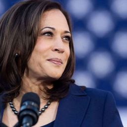 Kamala Harris for VP, and the Army of Men and Women Who've Put a No-Nonsense Line of Support in the Sand
